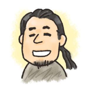 小森のツキノシタのオーナー、つーさん